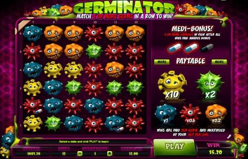 germinator бесплатно онлайн