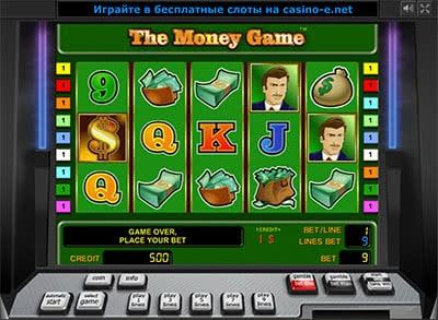 Новоматики The Money Game