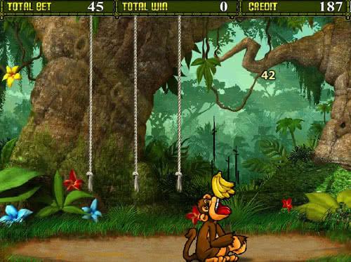 бонусная игра в обезьянки 2