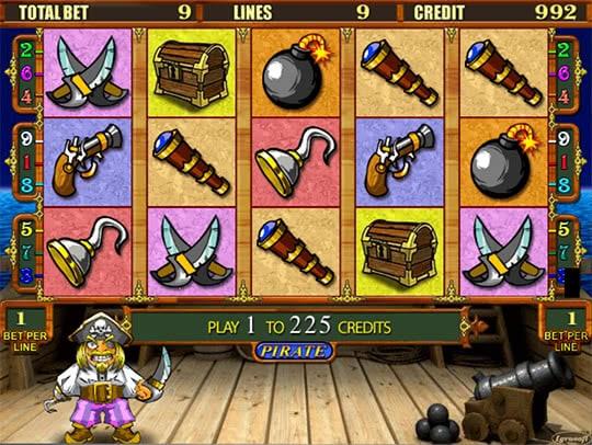 Игровой Автомат Pirate Обзор